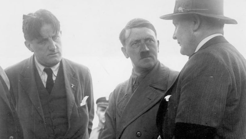 Why did hitler hate jews ?