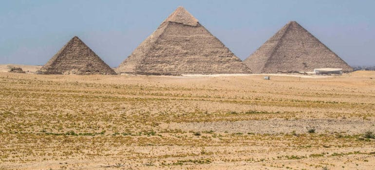 What is the Largest Pyramids in the World?