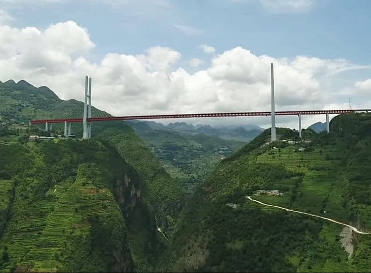 Duge Beipanjiang Bridge
